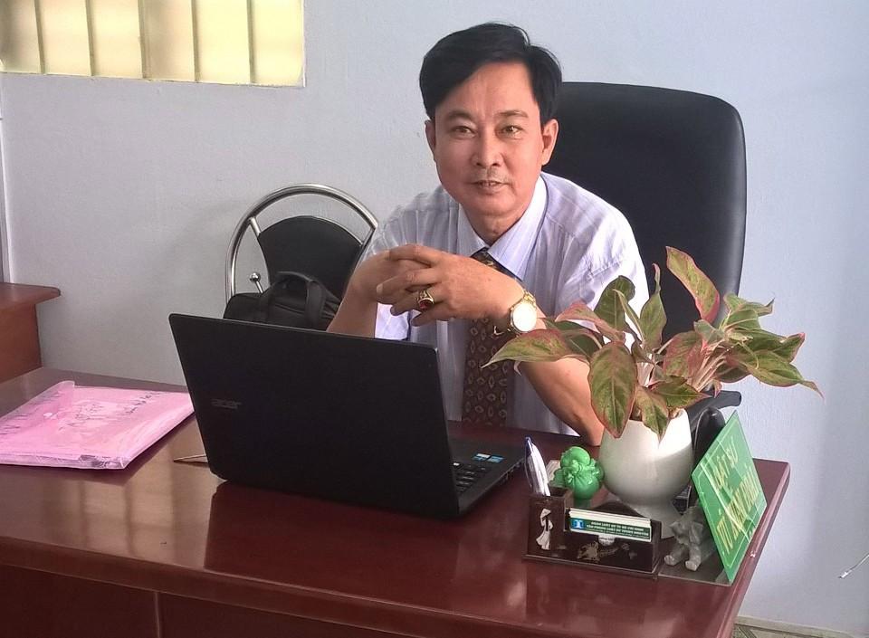 Trưởng chi nhánh luật sư Vũ Xuân Đoài