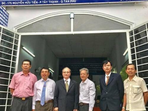 Văn phòng luật Phú An Nhân hợp tác